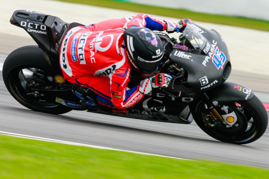 Scott Redding, OCTO Pramac Yakhnich, Sepang MotoGP™ Official Test