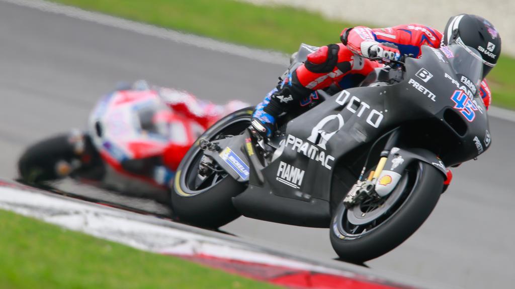 Scott Redding, OCTO Pramac Yakhnich, Sepang MotoGP™ Official Test