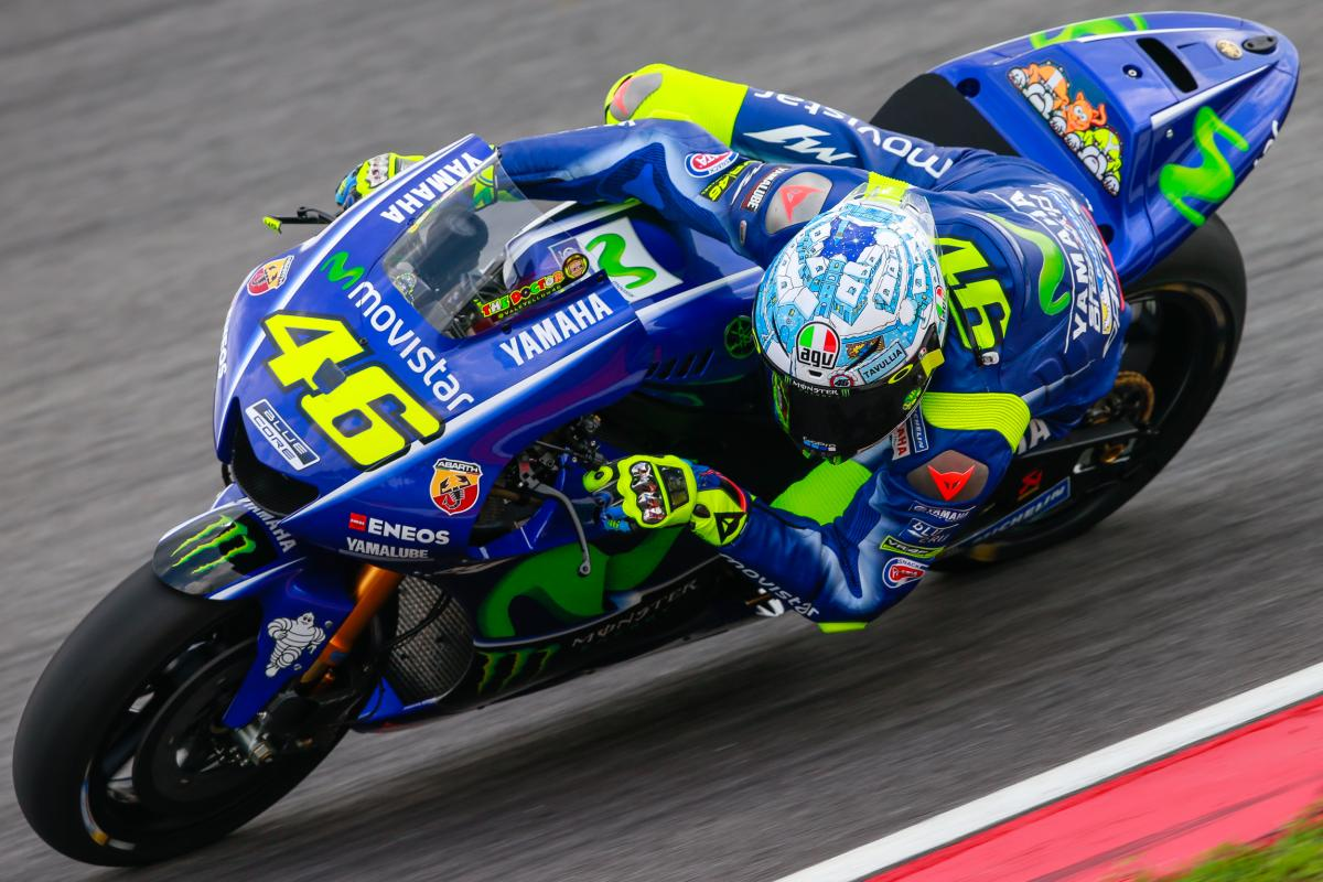 "VR46 talks Day 2: ""It was a good day!"" 