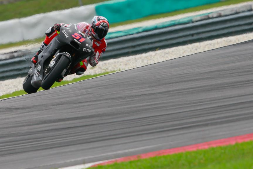 51 - Michele Pirro, CTO Pramac Yakhnich, Sepang MotoGP™ Official Test