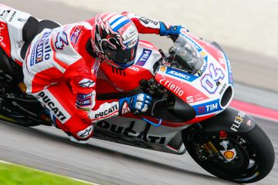 "Dovizioso: ""We're really close!"""