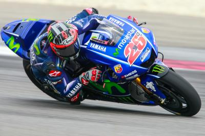 Two out of two: Viñales ends Sepang test on top