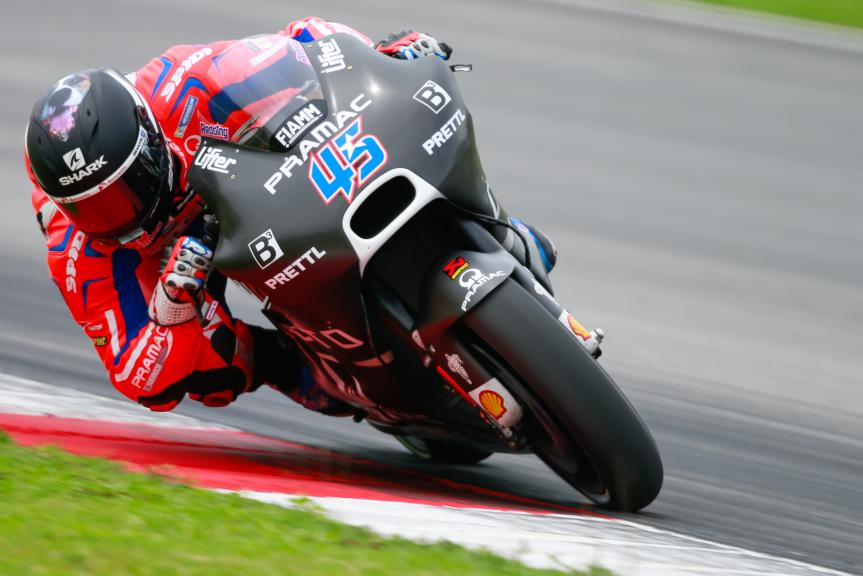Scott Redding, Octo Pramac Racing, Sepang MotoGP™ Official Test