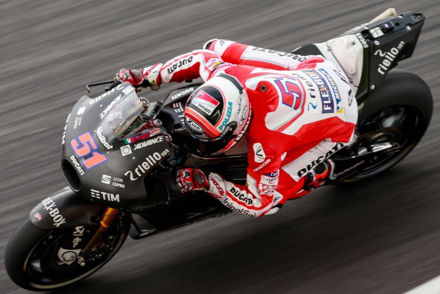 Michele Pirro, OCTO Pramac Yakhnich, Sepang MotoGP™ Official Test