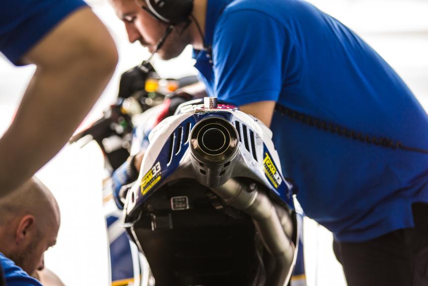 Reale Esponsorama Racing, Sepang MotoGP™ Official Test
