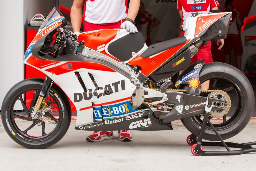 Jorge Lorenzo, Ducati Team, Sepang MotoGP™ Official Test
