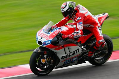 Sepang test: Day 3 gallery