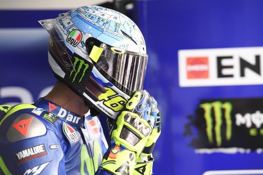 Valentino Rossi, Yamaha MotoGP, Sepang MotoGP™ Official Test