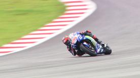 Action from day 3 from the Official MotoGP Test at Sepang