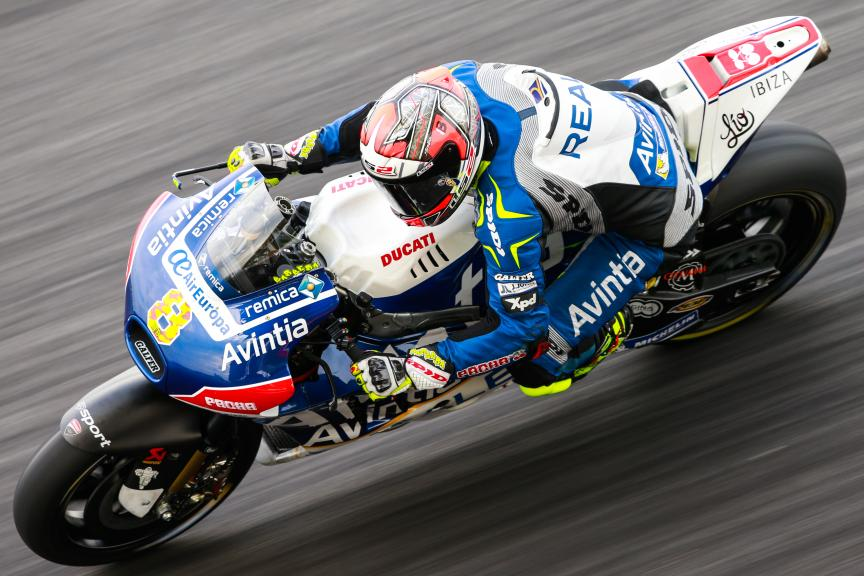 Hector Barbera, Reale Esponsorama Racing, Sepang MotoGP™ Official Test