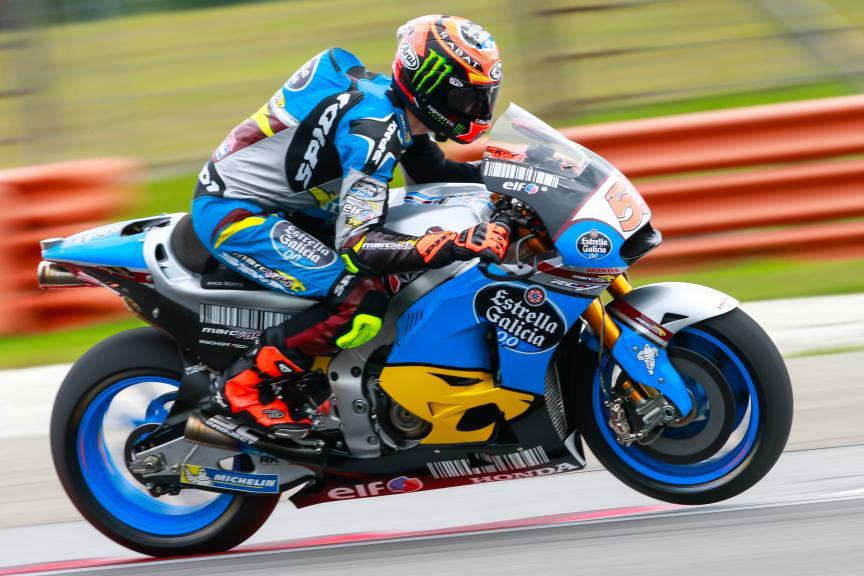 Tito Rabat, EG 0,0 Marc VDS, Sepang MotoGP™ Official Test