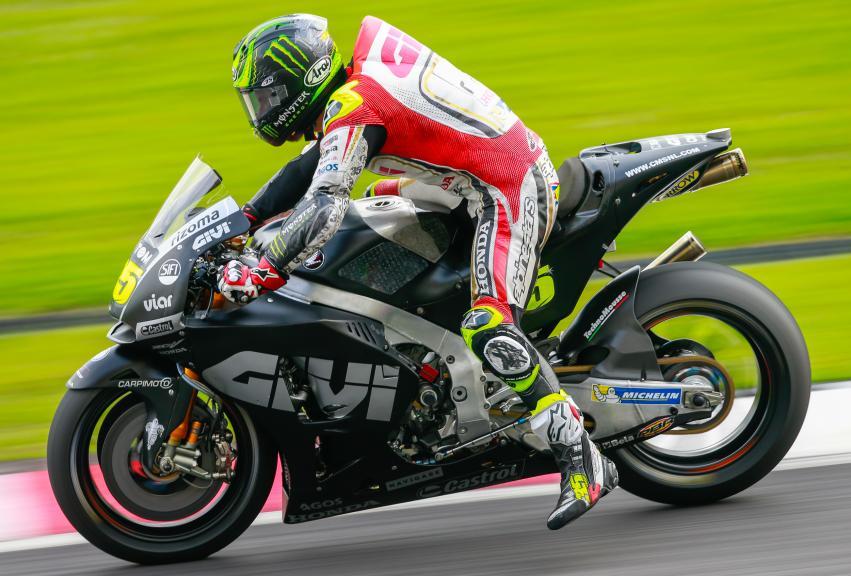 Cal Crutchlow, LCR Honda, Sepang MotoGP™ Official Test