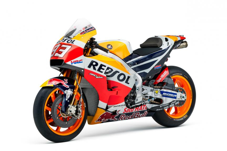 Repsol Honda Team Launch 2017