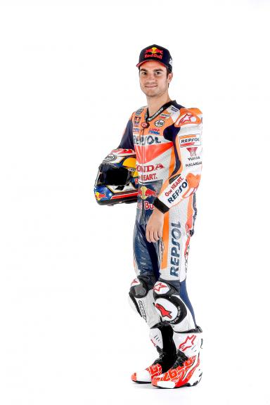 Dani Pedrosa, Repsol Honda Team Launch 2017