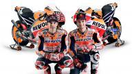 Marc Marquez, Dani Pedrosa, Repsol Honda Team Launch 2017