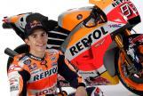Marc Marquez, Repsol Honda Team Launch 2017