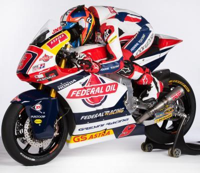 Navarro e Gresini, al via la sfida in Moto2™