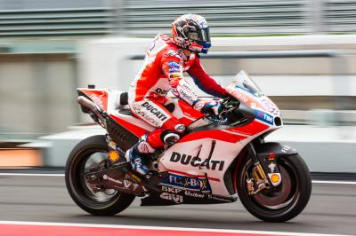 Tardozzi on Ducati's first test of 2017