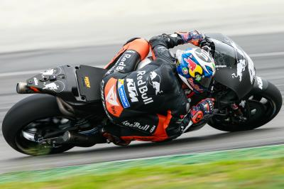 KTM crew chiefs take stock of Sepang
