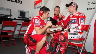 Checa : « Lorenzo sera très compétitif sur Ducati »