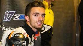 The Scottish Moto3™ rider talks about his 2017 plans and the upcoming British Talent Cup