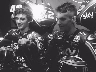 What a #moto2 team !