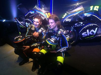 Best #Moto3 team #SkyVR46Day @nbulega @M16NO