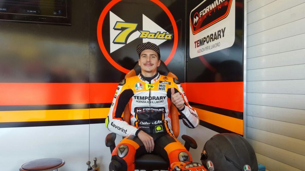 Lorenzo Baldassarri, Forward Team