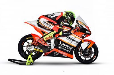 Forward Racing get 2017 into gear in Italy