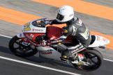 Nakarin Atiratphuvapat, Honda Team Asia, Valencia Private Test