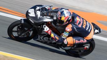 Moto2 & Moto3 Valencia Private Test