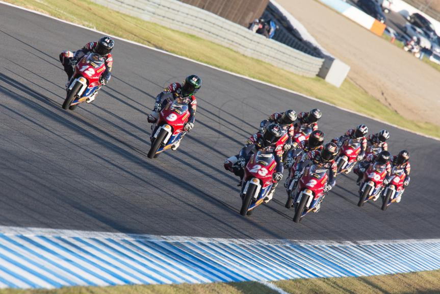 Asia Talent Cup, 2016