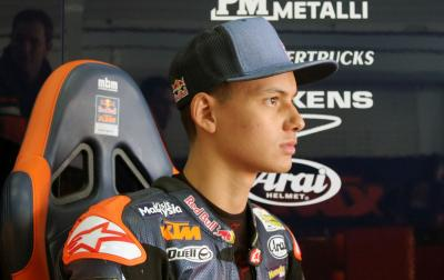 "Bendsneyder: ""I hope to fight for the podium"""