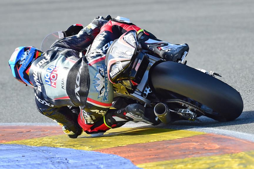 Marcel Schrotter, Dynavolt Intact GP, Valencia Private Test, @ Inctact GP