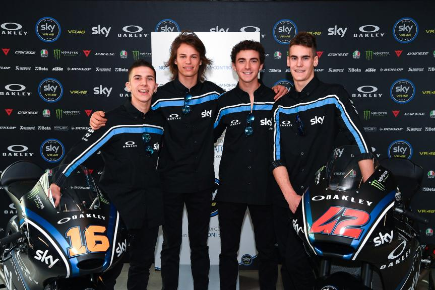 Launch SKY Racing Team VR46