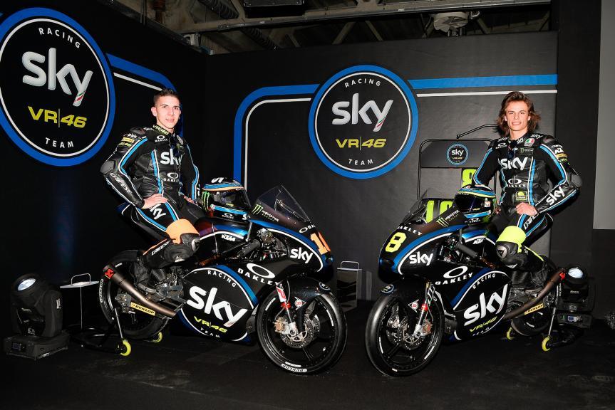 Launch SKY Racing Team VR46