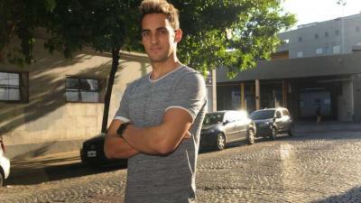 Leandro Mercado y su ilusión de correr en MotoGP™