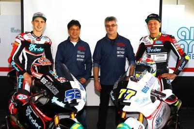 Kiefer Racing präsentiert Projekte für 2017