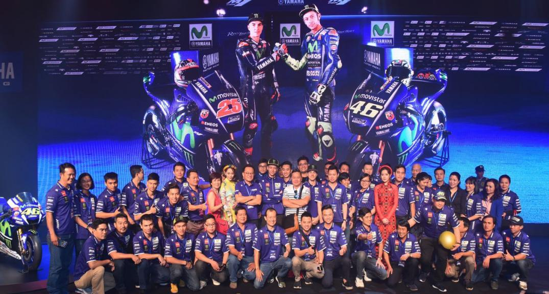Yamaha, Promotional Tour in Thailand