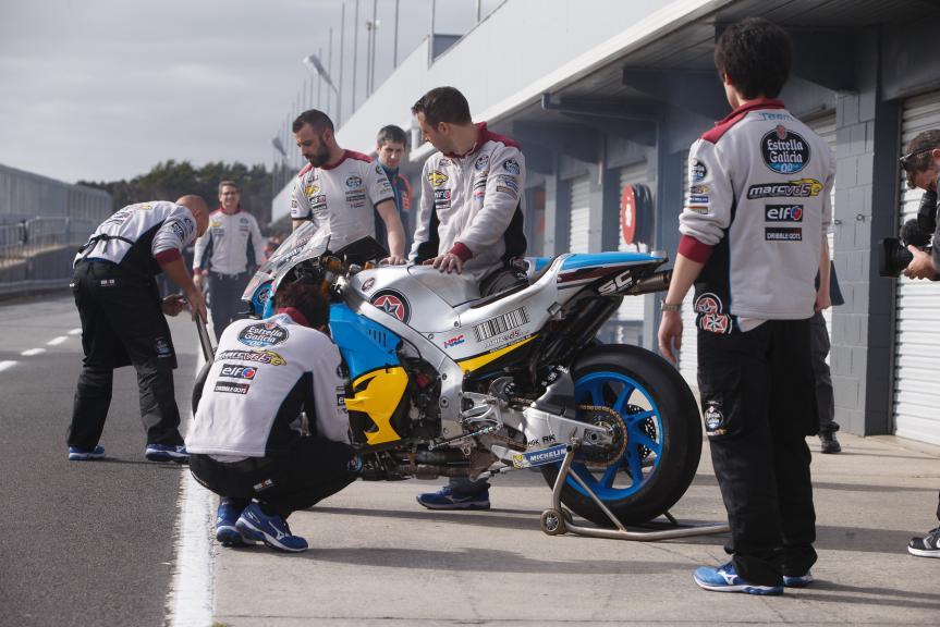 EG 0,0 MarcVds, Phillip Island MotoGP™ Official Test