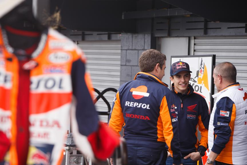 Marc Marquez, Repsol Honda Team, Phillip Island MotoGP™ Official Test