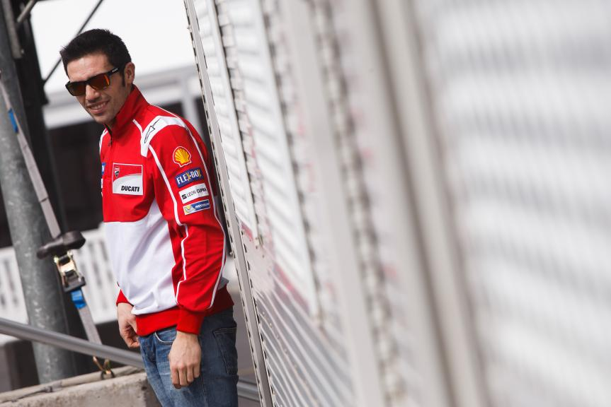 Michele Pirro, Ducati Team, Phillip Island MotoGP™ Official Test