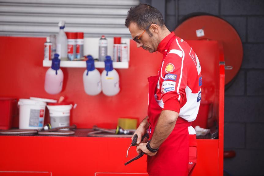Ducati Team, Phillip Island MotoGP™ Official Test