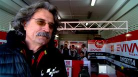 Paolo Simoncelli talks about the SIC58 Squadra Corse debut in the FIM Moto3™ World Championship this season