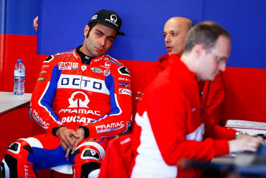 Danilo Petrucci, Octo Pramac Racing, Phillip Island MotoGP™ Official Test