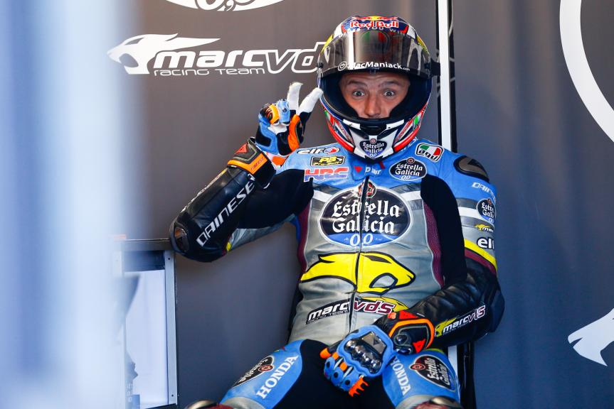 Jack Miller, Team Estrella Galicia 0,0 Marc VDS, Phillip Island MotoGP™ Official Test