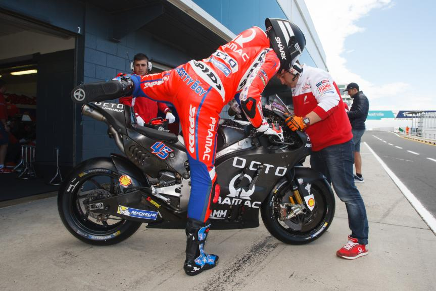 Scott Redding, Octo Pramac Racing, Phillip Island MotoGP™ Official Test
