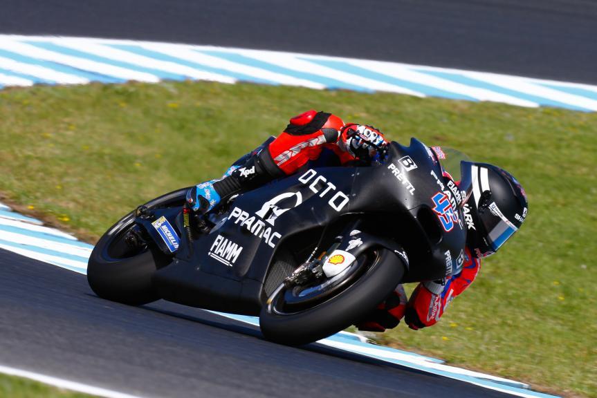 Scott Redding, Octo Pramac Yakhnich, Phillip Island MotoGP™ Official Test
