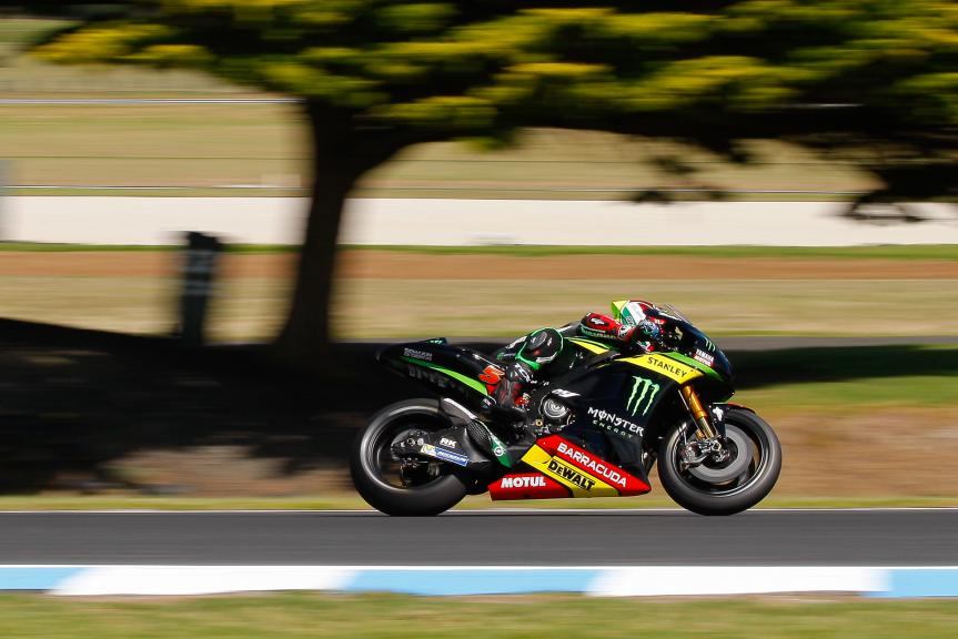 Johann Zarco, Monster Yamaha Tech 3, Phillip Island MotoGP™ Official Test