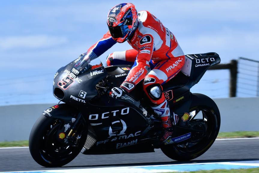 Danilo Petrucci, Octo Pramac Yakhnich, Phillip Island MotoGP™ Official Test
